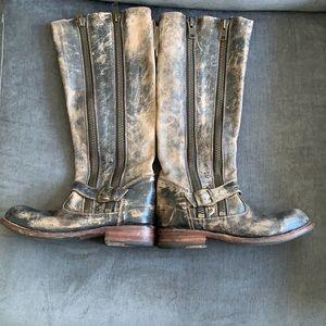 Bed Stu Tango black lux Boots